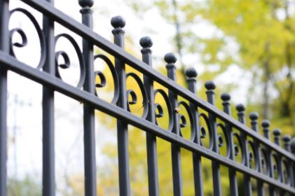 wrought iron dallas
